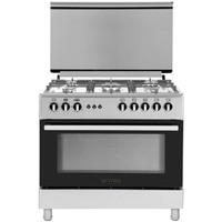Daewoo 90X60 Cm Gas Cooker DGC 962B