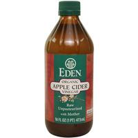 Eden Organic Apple Cider Vinegar 473ml