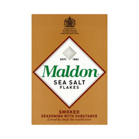 Maldon Sea Salt Smoked 125GR
