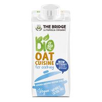 The Bridge Bio Oat Cuisine 200ml