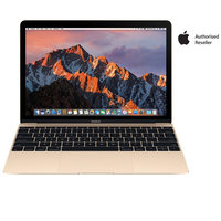"Apple MacBook MNYL2 i5 1.3Ghz 8GB RAM 512GB SSD 12.0"" Gold English-Arabic Keyboard"