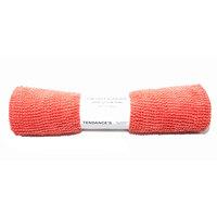 Tendance's Chenille Bathmat 60X90cm Tangerine