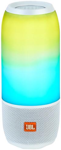 مكبر صور لاسلكي جي بي إل Pulse 3 مقاومة للماء لون أبيض