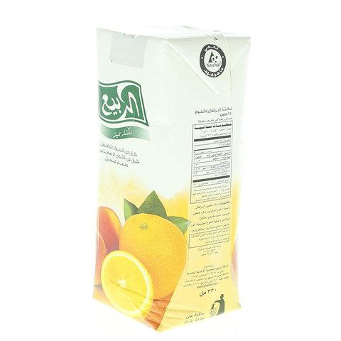 Al-Rabie-Orange-And-Peach-Premium-Drink-330ml