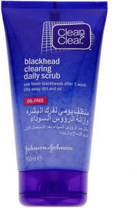Clean & Clear Blackhead Clearing Daily Scrub 150ml