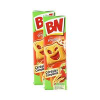 BN Biscuits Gout Fraise 2X295GR