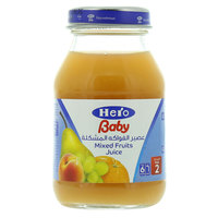 Hero Baby Mixed Fruits Juice 130 ml