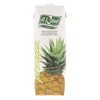 الربيع عصير بنكهة الأناناس 1 لتر