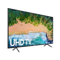"SAMSUNG UHD Smart TV 4K 43""UA43NU7100RXTW Black"