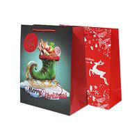 Christmas Paper Bag ( Multiple Design)