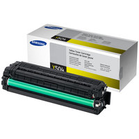 Samsung Toner TY504S (Yellow) For CLX-4195FW Printer