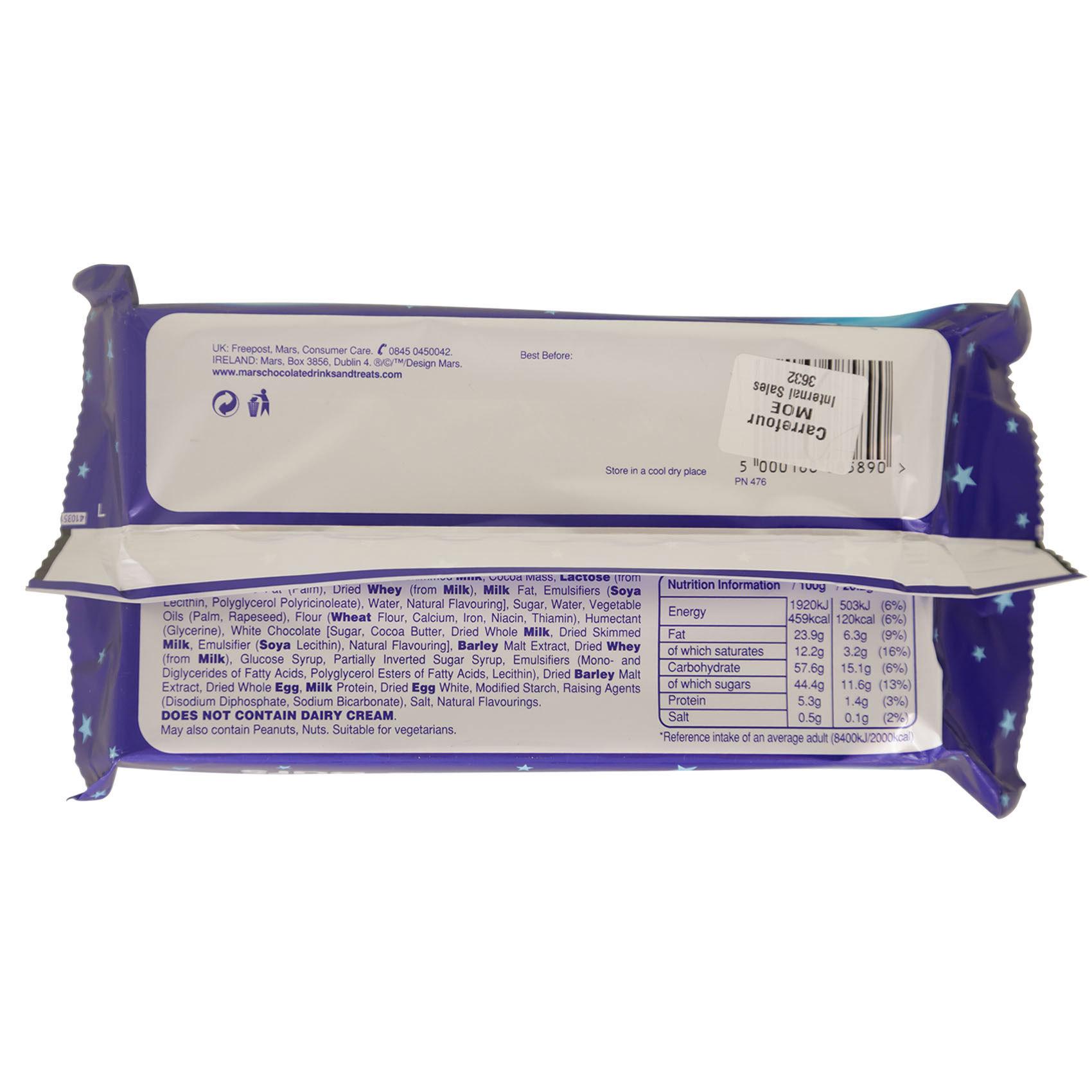 MCVITIES MILKYWAY CAKE BAR 170GX5