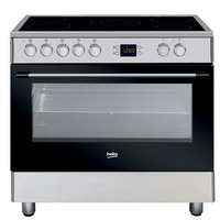 Beko 90X60 Cm Gas Cooker GM1700