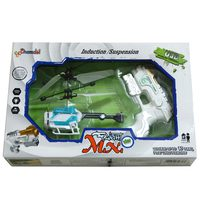 Chamdol Target Flying Helicopter - Assorted