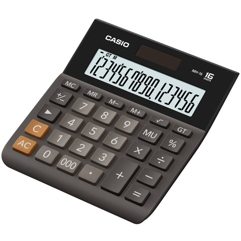 Casio-Desk-Calculator-Mh-16