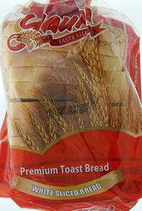 Yaumi White Sliced Bread  360g