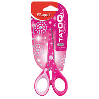 Maped 13Cm Tattoo Scissor Girly