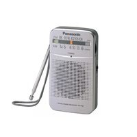 Panasonic Radio Pocket RF-P50DGC-S AM/FM