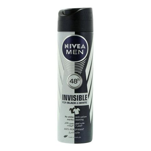 Nivea-Men-Invisible-For-Black-&-White-Anti-Perspirant-Deodorant-150-ml