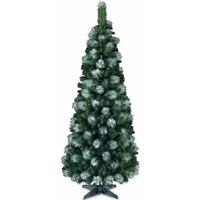 Christmas Tree - Pop Up Frosted Tree 180Cm N13
