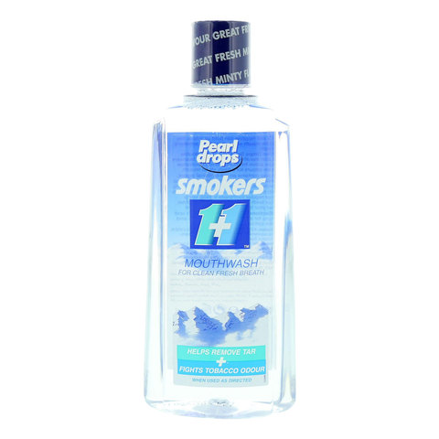 Pearl-Drops-Smokers-1+1-Mouthwash-400ml