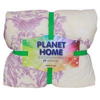 Planet Home Microfiber Comforter 150X220 Purple