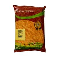 Carrefour Red Split Lentils 1 Kg