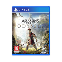 PS4 Assassin's Creed Odyssey Game