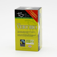 Touch Organic Organic Green Tea 48 g