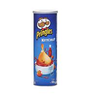 Pringles Ketchup Potato Chips 165g