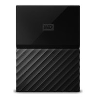WD Hard Disk 1TB My Passport Black Worldwide