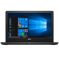 "Dell Notebook Inspiron 3576 i7-8550 8GB RAM 1TB Hard Disk 2GB Graphic Card 15.6"""" Black"