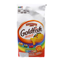 Goldfish Baked Snack Crackers Colours 187g