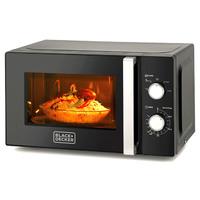 Black&Decker Microwave MZ2010P-B5
