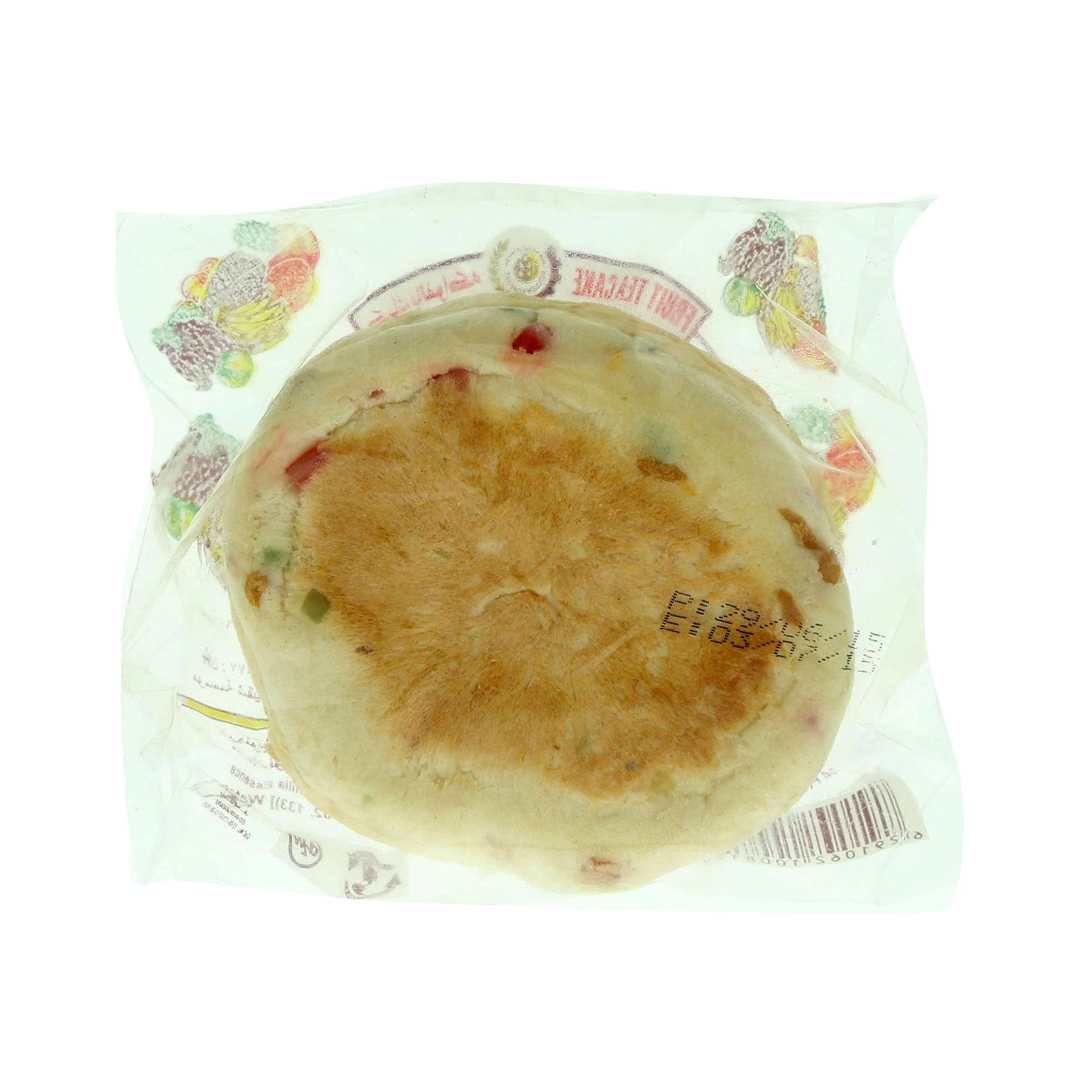 GOLDEN LOAF CAKE FRUIT TEA 160G
