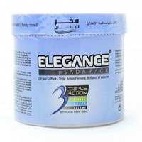 Elegance Gel Hair Styling Blue 500 Ml