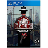 Sony PS4 Constructor