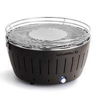 Smokeless Grill XL Grey + Charcoal 2.5kg
