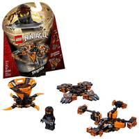 Lego  Ninjago Spinjitzu Cole Building Kit