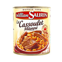 William Saurin Pasta  Cassoulet 840GR