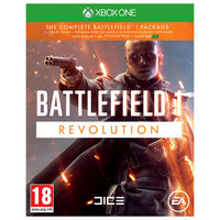 Microsoft Xbox One Battlefield 1 Revolution