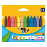 Bic Plastidecor Triangle Wallet 12