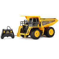 New Bright Remote Control Mega Dump Truck