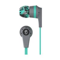 Skullcandy Ear Headphone S2IKJY-528 Gray And Green