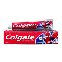 Colgate Kids Toothpaste 6+ Spiderman 50ml