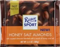 Ritter Sport Honey Salt Almond 100g