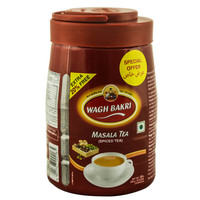 Wagh Bakri Masala Tea (Spiced Tea) 300g