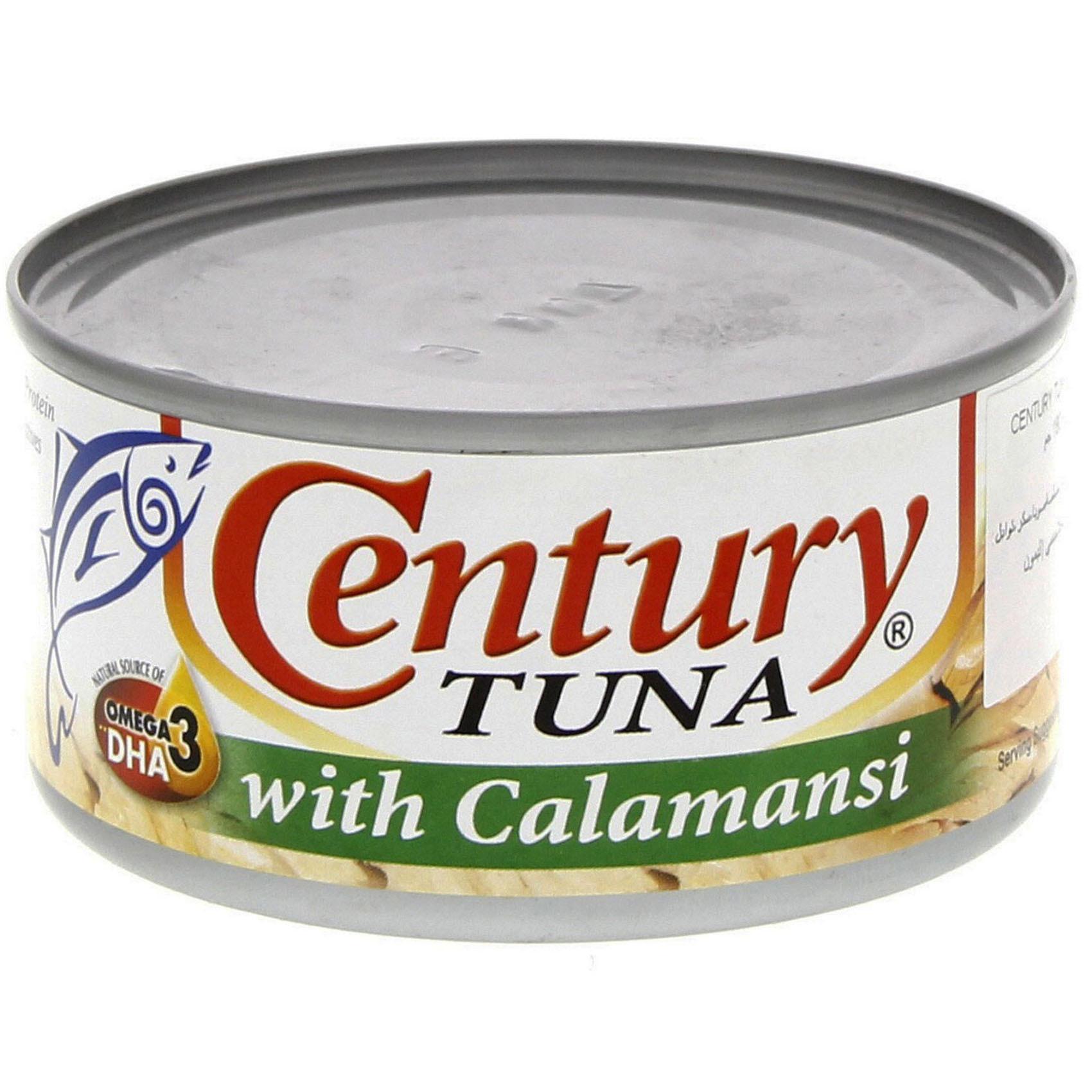 CENTURY TUNA CALAMANSI 180G