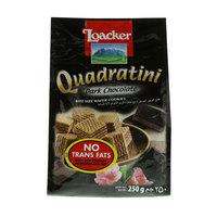 Loacker Quadratini Dark Chocolate 250g
