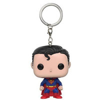 Funko Pocket POP DC Superman Action Figure Keychain